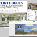 Roofer Website Example