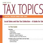 Collecting Sales Tax in Texas - A Guide For Sellers