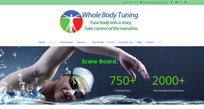 Sports Specific Yoga Website