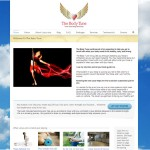 Fitness Consultant Website
